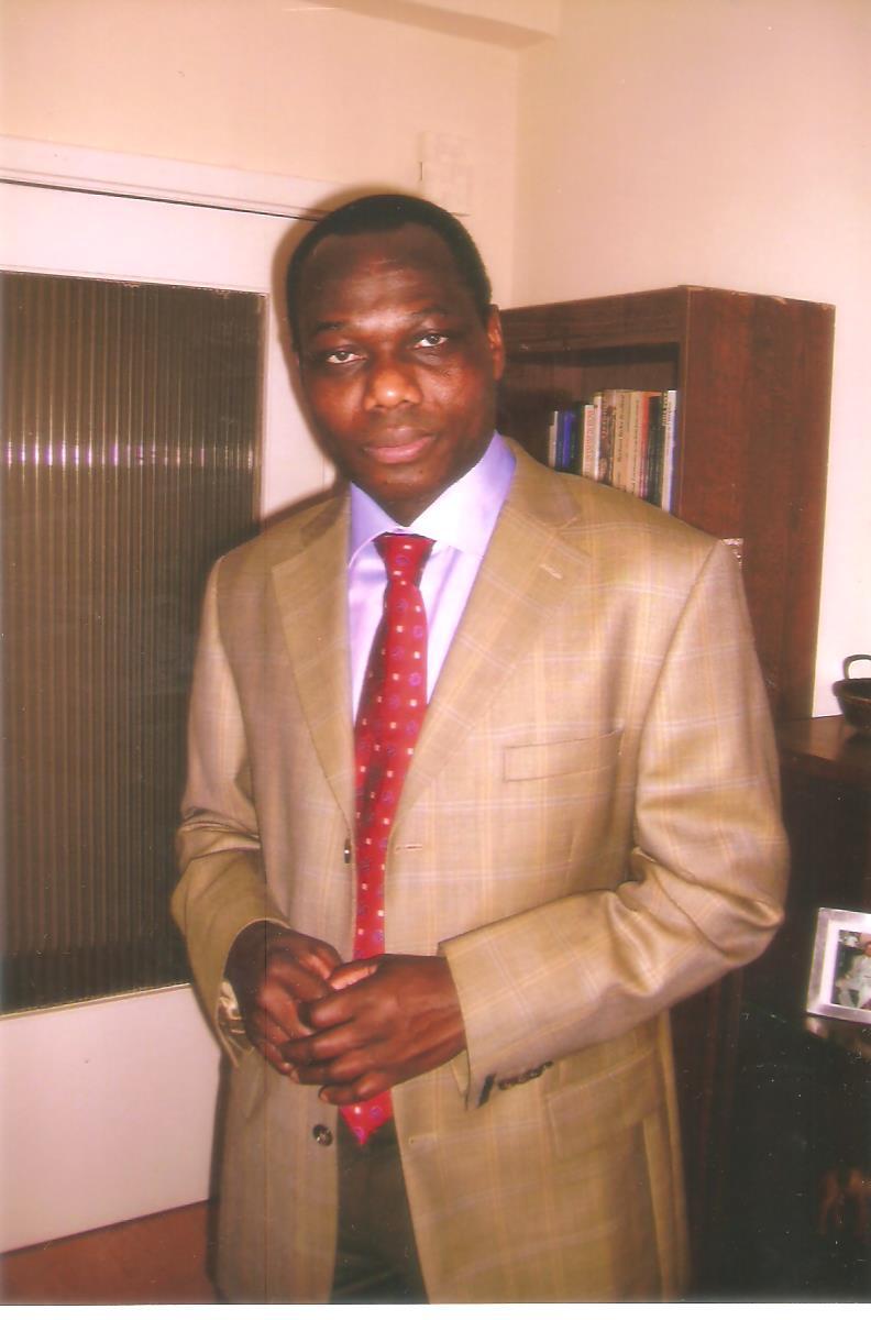 Dr. Victor José K. AFANOU